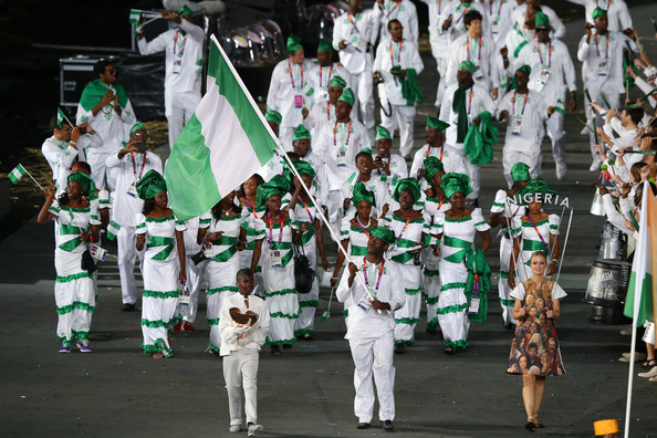Rio Olympics, Nigeria