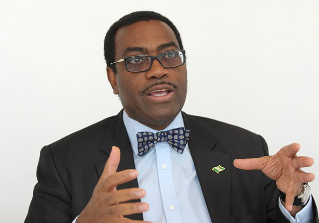 AfDB President, Dr. Akinwunmi Adesina approves $600m loan for Nigeria