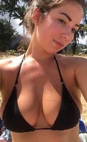 Alanna Pearson topless