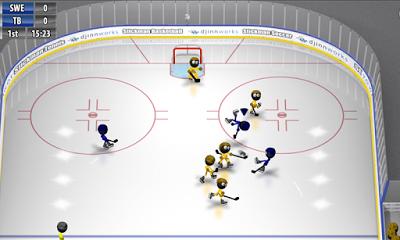 stickman ice hockey mod