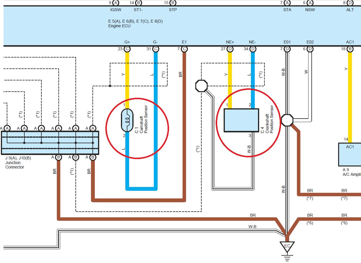 toyota hilux revo wiring engine 2kd ftv engine control [ 1230 x 896 Pixel ]