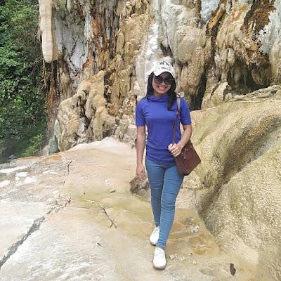 Foto Kawah Putih Tinggi Raja Simalungun