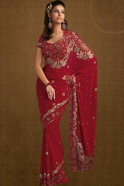 indian lady saree images