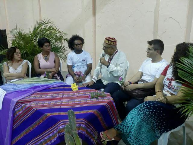 JUFRA participa do lançamento do livro de Marcelo Barros em Fortaleza/CE