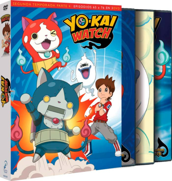 Yo-kai Watch DVD (Selecta Vision)