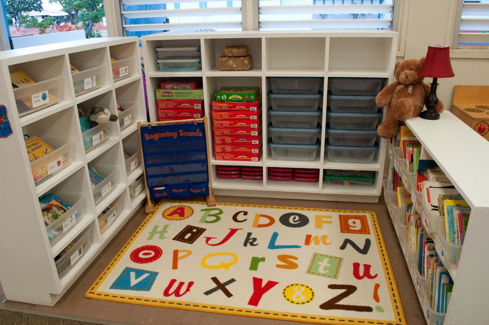 Kindergarten Classroom: Mrs. Ricca's Kindergarten: Welcome To Our Classroom