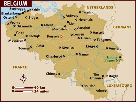 belgium facts in hindi