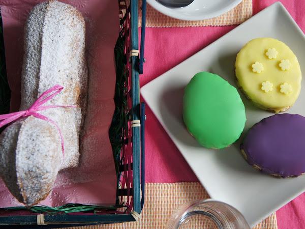 REZEPT: glutenfreie Ostereier aus Kuchenteig