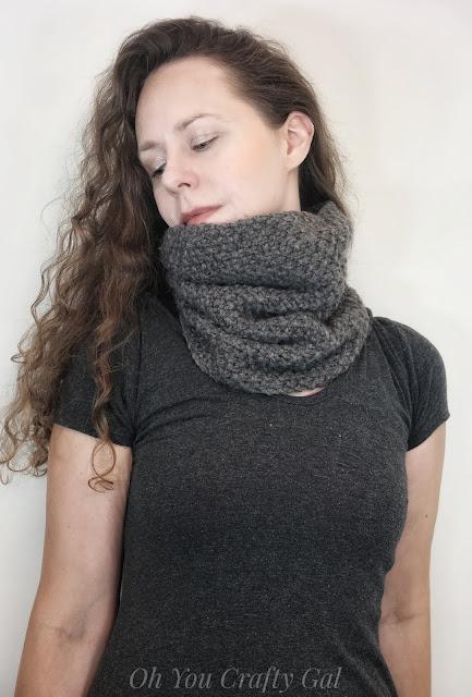 Free knit pattern bulky wool women scarf scarves wool one skein easy