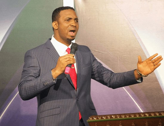 MMM is the mark of 666 - Popular Nigerian pastor