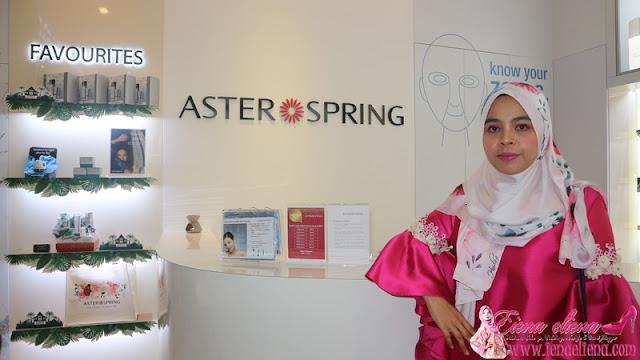 Aster Spring Melawati Mall