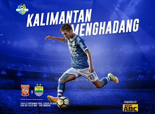 Borneo FC vs Persib: Seribuan Bobotoh Siap Birukan Stadion Batakan
