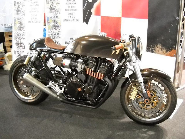 Neo Cafe Racer