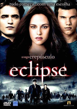 A Saga Crepúsculo - Eclipse Blu-Ray Filmes Torrent Download capa
