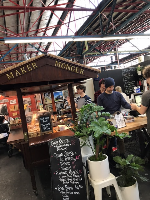 Maker and Monger, South Yarra