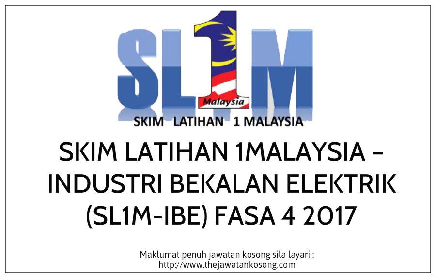 Skim Latihan 1 Malaysia Di Tenaga Nasional Berhad Tnb The Jawatan Kosong