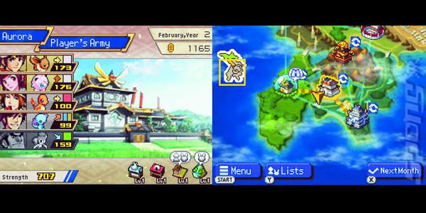 Pokemon Conquest Mapa