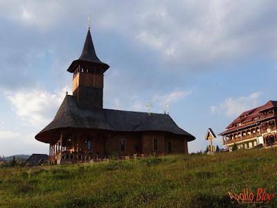 Manastirea Paltin Petru Voda
