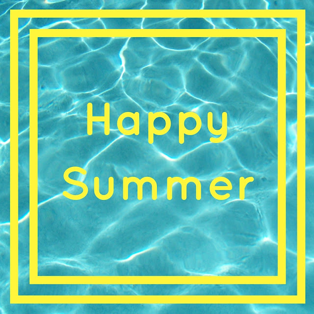 first day of summer 2016. happy summer