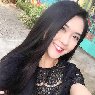 Gái xinh facebook hot girl Tường Linh the face