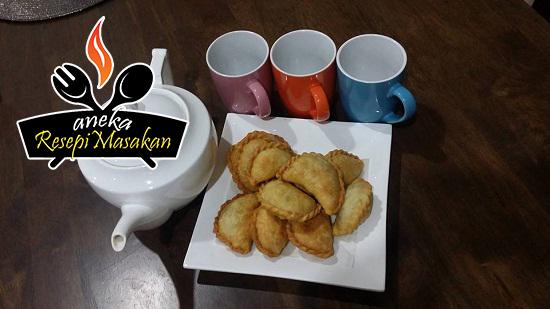 Resepi Karipap Daging & Ubi http://banyakresepi.blogspot.my/
