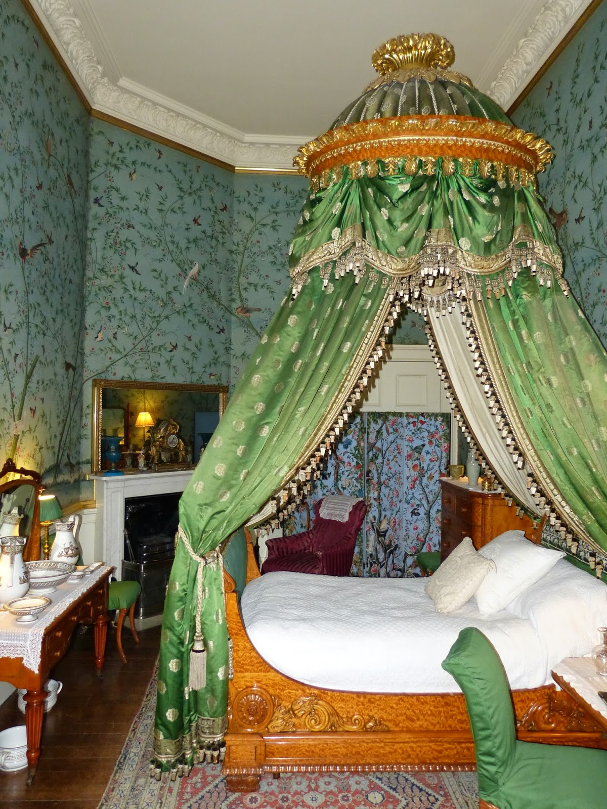 Guest bedroom, Chatsworth