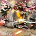 Gundam Diorama Front Poster GunPla Version