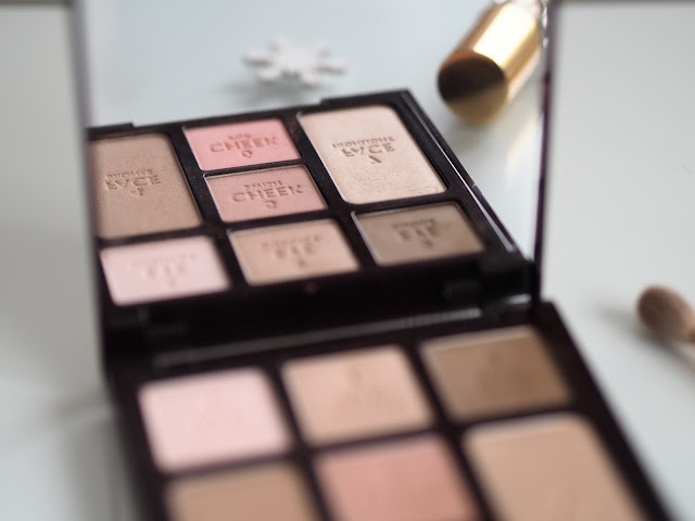 Charlotte Tilbury Instant look in a  palette in Natural Beauty