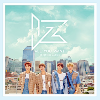 Download MP3, MV, [Mini Album] IZ – IZ 1ST MINI ALBUM 'ALL YOU WANT'