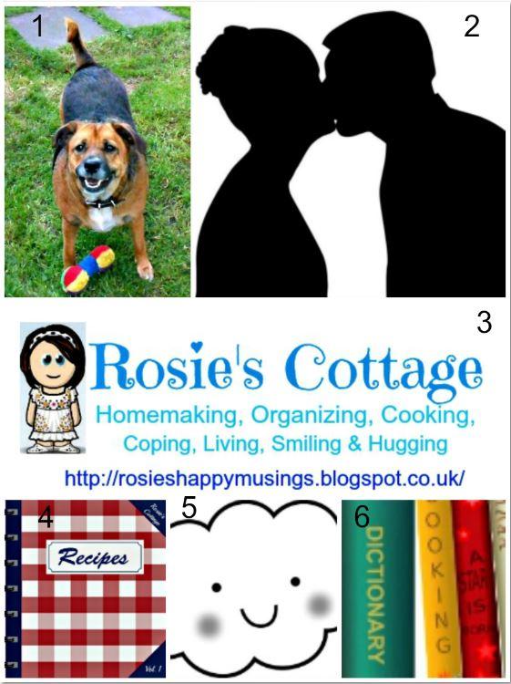 Blogtember 2015 Rosies Mood Board