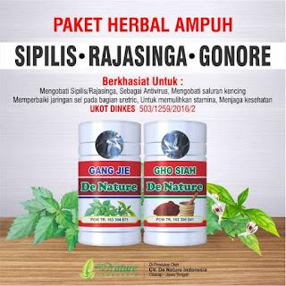 paket obat herbal manjur untuk kencing keluar nanah