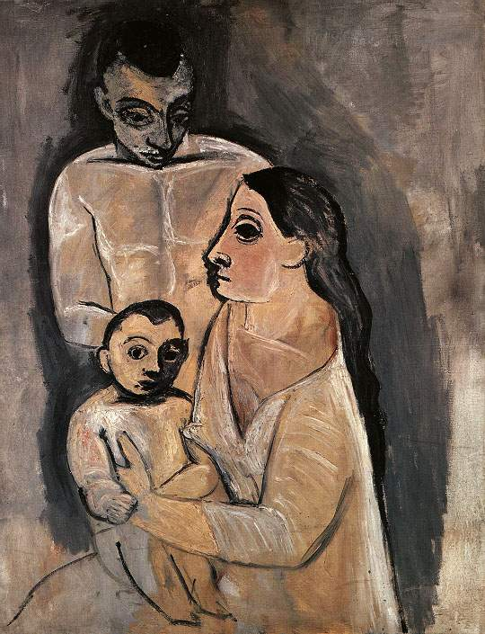 Pablo Picasso | Artworks by year | 1906 | Masterpiece of Art
