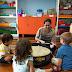 Musicalização infantil na Escola de Música do Teatro Carlos Gomes - Blumenau (SC)