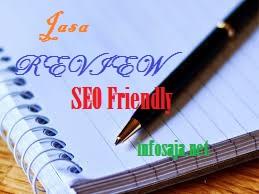 Jasa Review Berkualitas Standar SEO Friendly