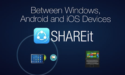 SHAREit 2017 for Windows, Android, and iOS