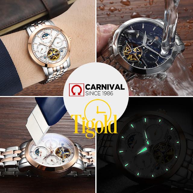 Kết quả hình ảnh cho logo đồng hồ Carnival