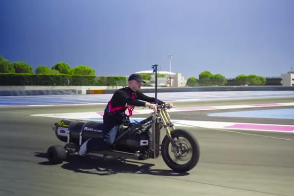 Trike Francois Gissy video