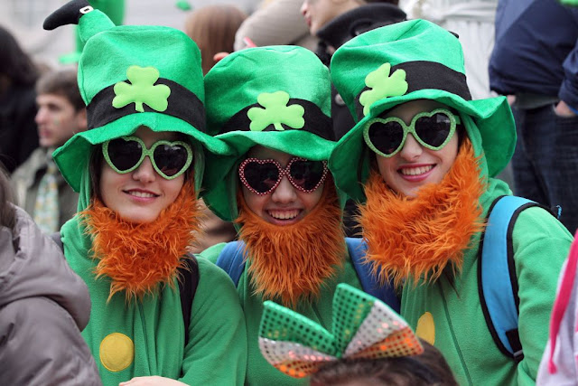 How to say 'Happy St Patrick's Day' in Irish