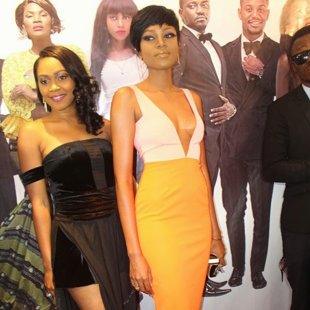 10623917 1482069575383124 891622957 n Exclusive photos from Yvonne Nelsons movie Single Married Complicated Premiere