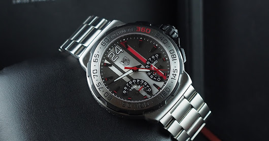 (FOR SALE) TAG HEUER FORMULA1 CALIBRE S 24 EDITION
