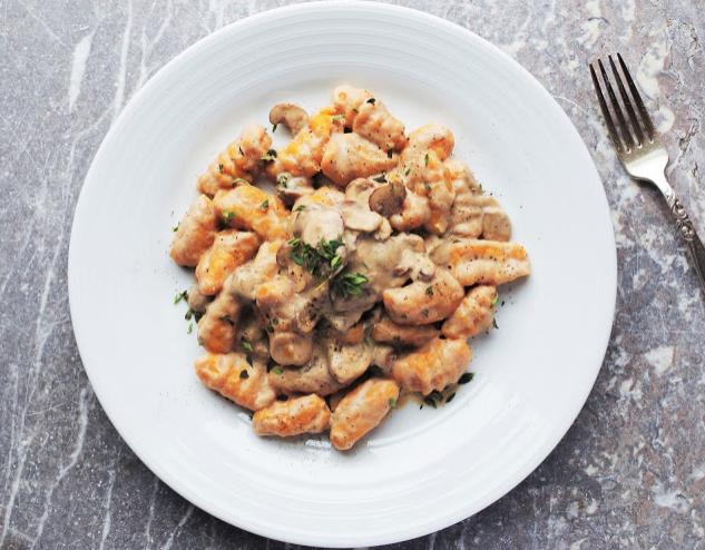 Sweet Potato Gnocchi #potato #vegetable