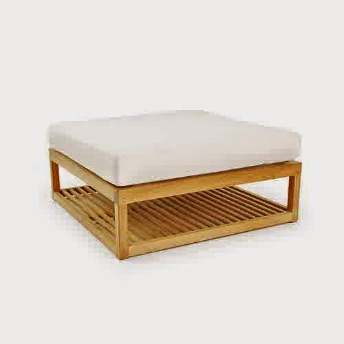 Maya Teak Luxury Furniture Sectional Sofa - Outdoor Patio ...