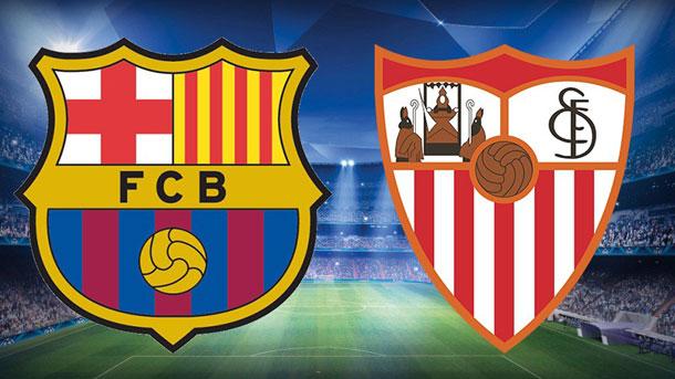 El FC Barcelona quiere ganar al Sevilla para humillar al Real Madrid