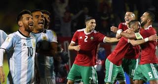 ملخص مباراة المغرب والأرجنتين اليوم الثلاثاء بتاريخ 26-03-2019 مباراة ودية