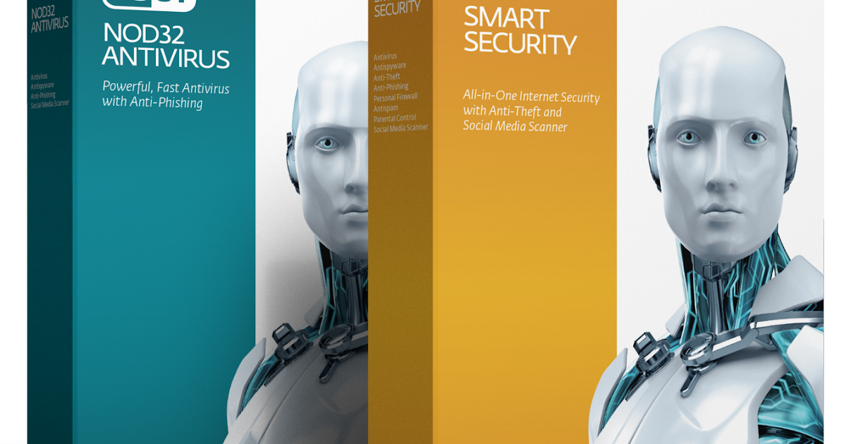Eset Nod 32 Antivirus Amp Eset Smart Security 7 Free