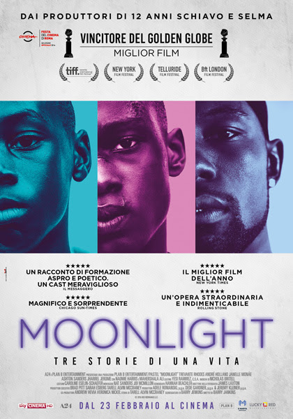 MOONLIGHT - al Cinema Kappadue - Verona