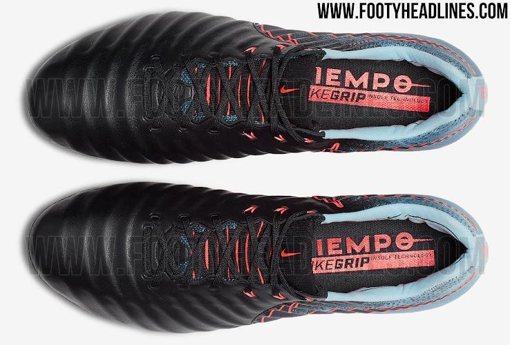 3e3e5c98075a Black   Light Armory Blue  Nike Tiempo Legend VII Rising Fast Boots ...