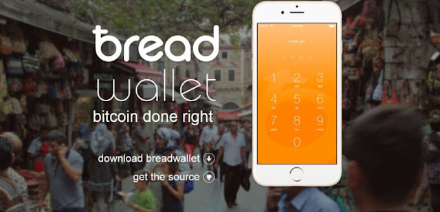 Bread wallet movil