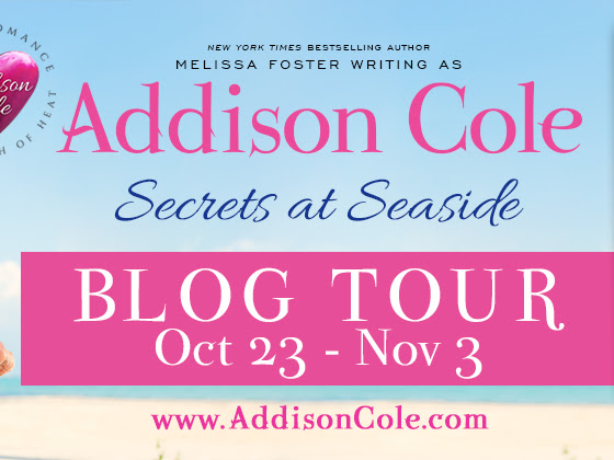 Secrets at Seaside by Addison Cole Review