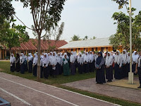 Pelaksanaan OSN SMP 2019 Rokan Hulu di SMP Negeri 1 Kec. Rambah : Diikuti 170 Sekolah